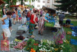 Farmářské trhy pokračují 9. července