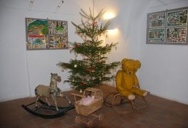 Otevírací doba o vánočních svátcích