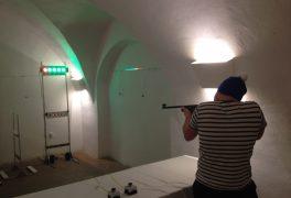 Přijďte si zkusit biatlonovou střelbu do muzea