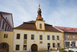 TV Vysočina na návštěvě v depozitáři