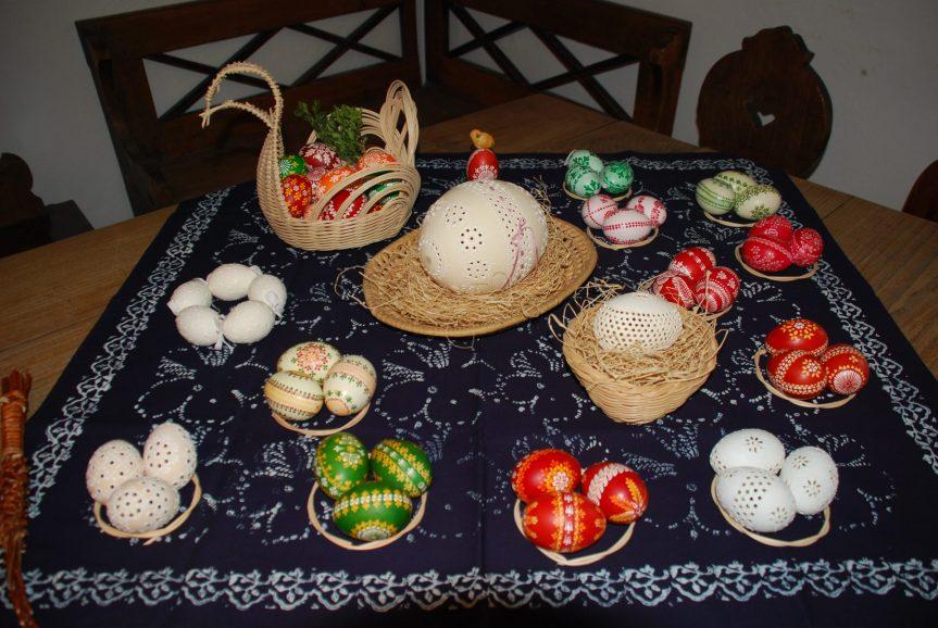 Velikonoční jarmark v muzeu