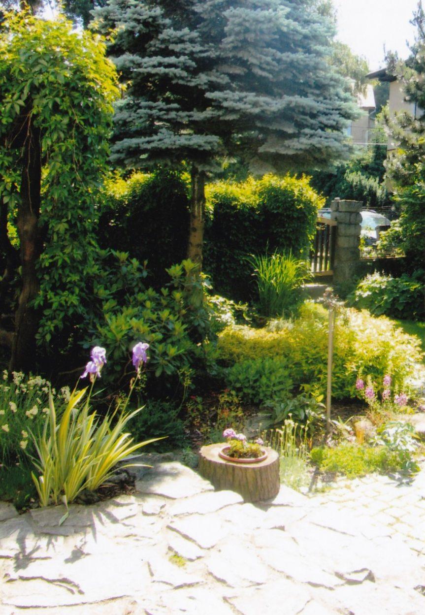 Zahrady Vysočiny Anny Jarošové