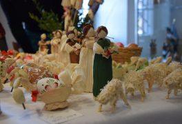 Z velikonočního jarmarku v muzeu