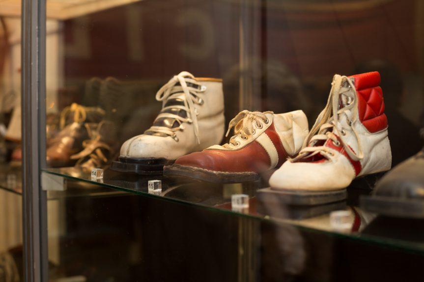 Beseda Botas – obuv sportovců
