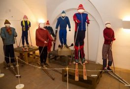 Komentovaná prohlídka výstavy Století na lyžích