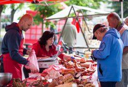 Farmářský trh 16. června