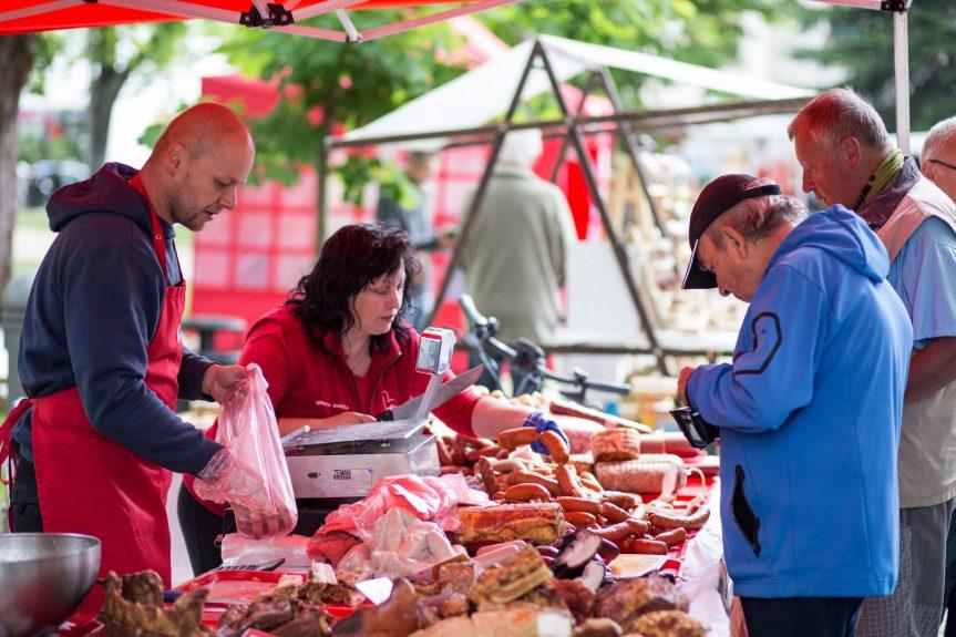 Farmářský trh 28. července
