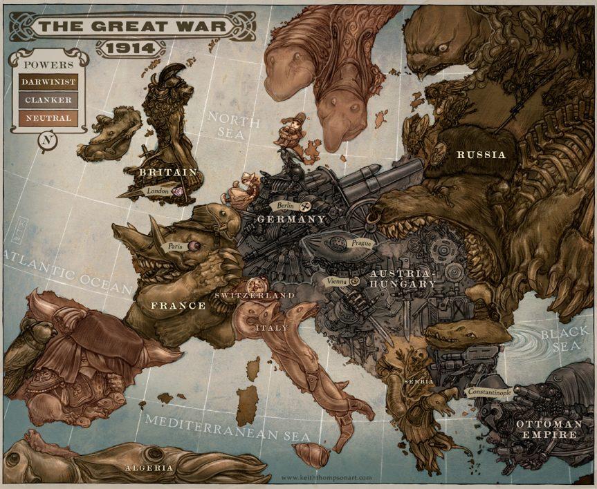 Putovní výstava VELKÁ VÁLKA Češi na bojištích Evropy