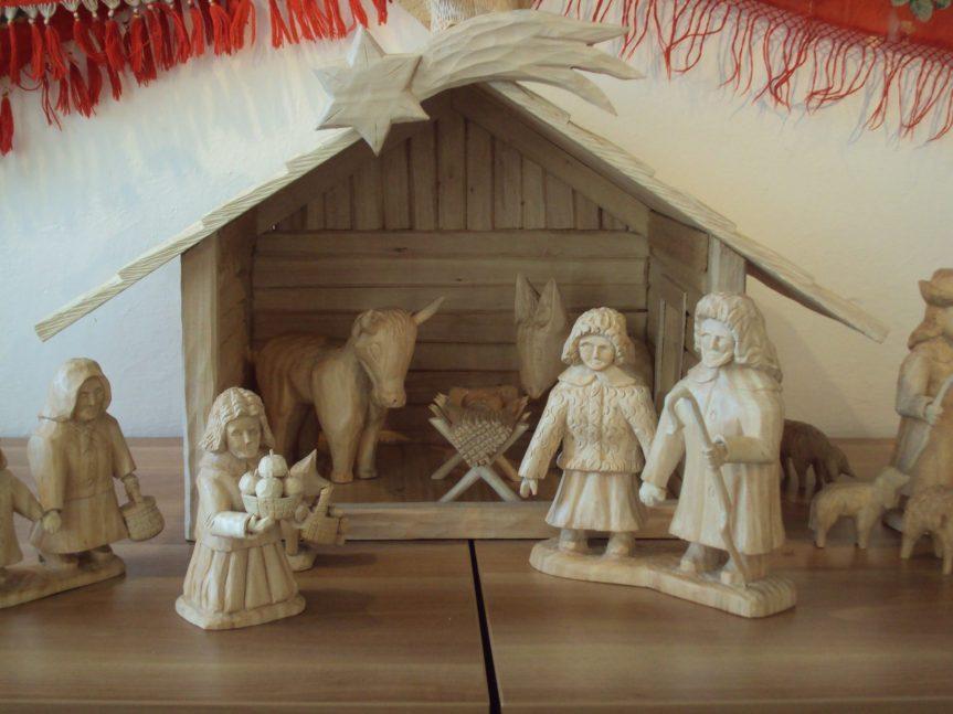 Vánoce v muzeu – jarmark a výstava betlémů