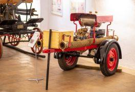 Výstava Sboru dobrovolných hasičů zahájena