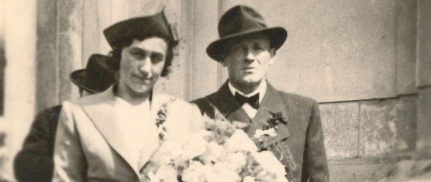 Cyril a Růžena Musilovi