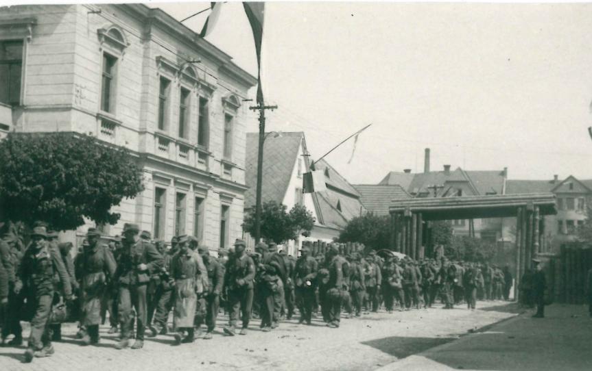 7. květen 1945 –  činnost revolučního národního výboru