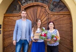 Naše Semínkovna dostala ocenění Skutek roku