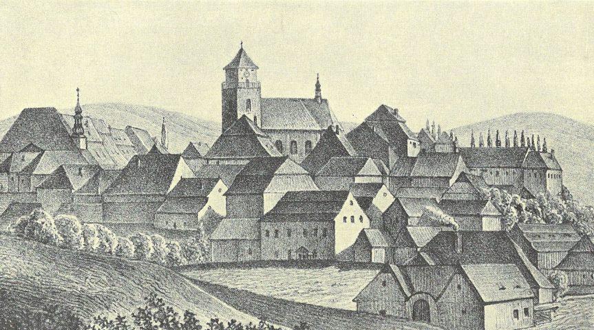 220 let od nejničivějšího požáru v Novém Městě na Moravě (1801)