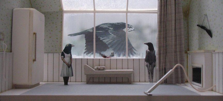 Výstava scénografií Ivy Němcové